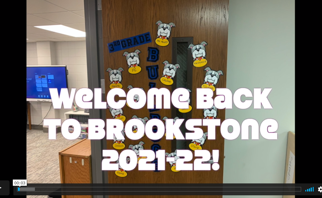 A peek inside our new school year. You're welcome!